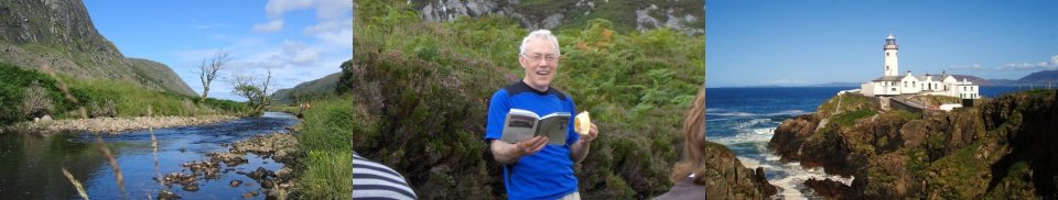 Walk and talk in Donegal - guided walking tours in Donegal